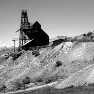 Old Colorado mine