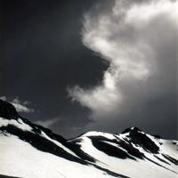 Colorado mountain snow